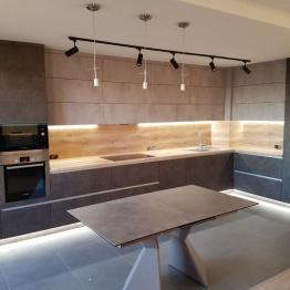 кухни на заказ встроенная мебель для кухни в барнауле