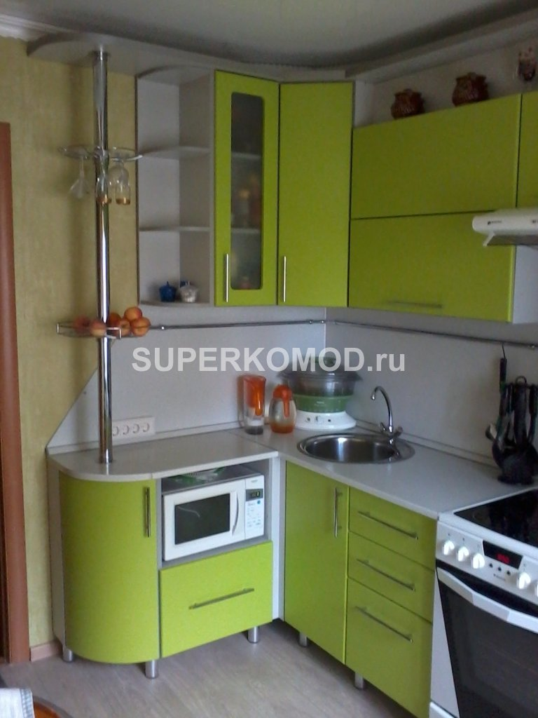 Дизайн для кухни 121 серии
